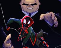 Spider-verse fan art