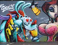 Wall of Giants Jam 17