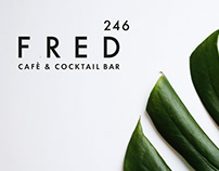 FRED246 cafè & cocktail bar