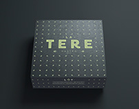 Packaging Design La Tere Restaurant. Barcelona.