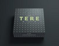 Packaging Design La Tere Restaurant. Barcelona.