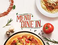 Pizza Hut | Dine In Menu Book
