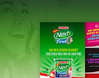 SOPROLE | Yoghurt Next Firme