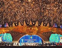 20 years of Astana