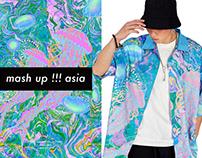 mash up !!! asia 2021 summer
