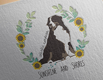 Brand Identity: Sunshine and Shores Artistic Services