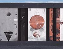 Serie Poster - Atom Heart Mother