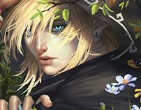 Legend of Zelda - Zelda U - Link