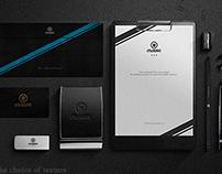 Branding / Stationery Mock-Up / PSD