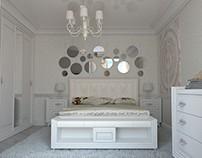 Bedroom Neo Classic - Киев, ЖК «Паркове місто»