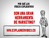 Herramientas de Marketing Videos Explicativos