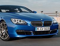 BMW 6 Series Gran Coupe | CGI