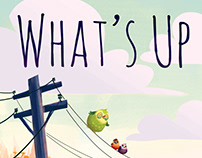 What's Up - tabletop game