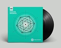 UNQ 007 - CLICKBOX SINTOMA EP - artwork