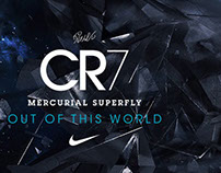 """NIKE CR7 - """"OUT OF THIS WORLD"""""""