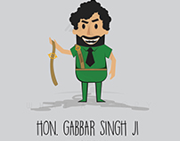 Gabbar Singh - Management Guru