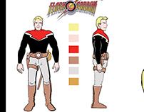 Character Sheet Assignment - Flash Gordon