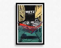 Metz –Gigposter