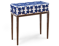 Blue | Side Table