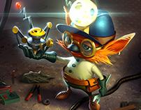 Artwork for STRIFE (S2 Games)