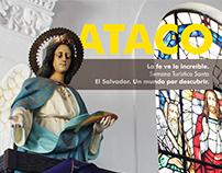 Afiches turísticos//El Salvador