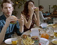 JUST EAT - Let's talk about food - Film
