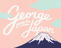 George Goes to Japan