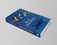 Kínzó könyörület – Book cover design