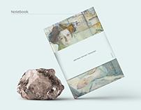 Mela Muter - exhibition materials (2017)