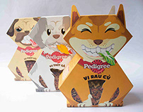 Pedigree - Packaging Project
