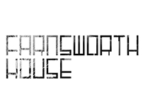 Farnsworth House (Experimental Typeface)