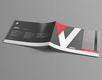 VARIODOR Katalog Tasarımı