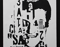 Collage/Stencil