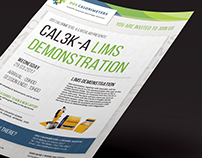 DDS Calorimeters - A4 LIMS Invitation
