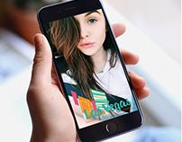 Snapchat Geofilter - Las Vegas