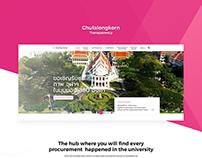 Chulalongkorn transparency