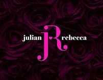 Julian & Rebecca weds ♥