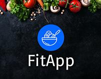 Diseño UX/UI | FitApp | 2018