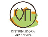 LOGOTIPO | Distribuidora Vida Natural