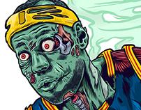 "LeBron ""King"" James (zombify)"