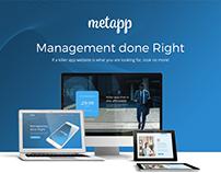 Metapp Muse Template