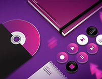 First Music label corporate identity