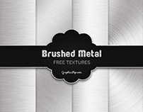 Free Brushed Metal Textures