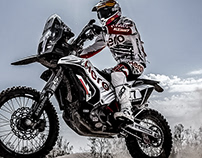 HERO RALLY DAKAR 450RR [2017]