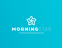 MorningStar Cleaning Services - Branding & Website