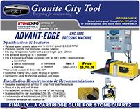 Granite City Tool Jan-Feb STONEXPO 2016
