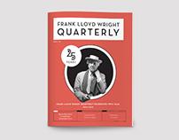 The Frank Lloyd Wright Quarterly Summer 2015