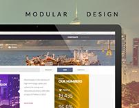 PRYSM AN Corporate - Website