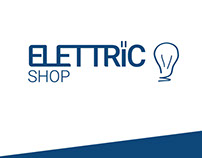 Elettricshop/ Restyling logo & website