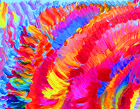 Color sound healing